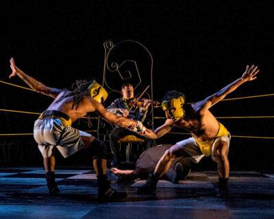 Mourad Merzouki, Boxe Boxe Brasil, Φωτογραφία: Michel Cavalca  - Σύγχρονοι προβληματισμοί στη διεθνή σκηνή