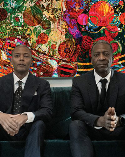 The Paradox: Jean-Phi Dary and Jeff Mills