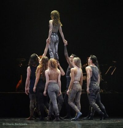 Andonis Fonidakis Dance Company: Salema Revisited