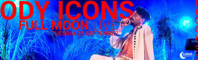 Ody Icons Full Moon Live - Lunar Sessions