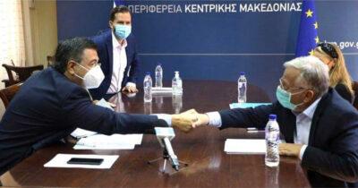 Το Χαμόγελο του Παιδιού υπέγραψε Σύμφωνο Συνεργασίας με την Περιφέρεια Κεντρικής Μακεδονίας
