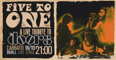 Five To One - Doors Live Tribute