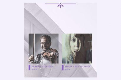 Violin and Viola Duo: Madrigals