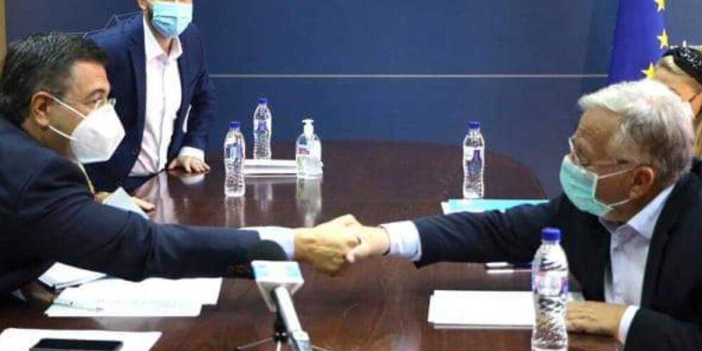 Το Χαμόγελο του Παιδιού υπέγραψε Σύμφωνο Συνεργασίας με την Περιφέρεια Κεντρικής Μακεδονίας και το Δήμο Καλαμαριάς