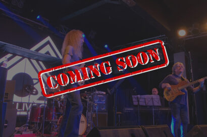 Yiorgos Fakanas Group and Guthrie Govan live