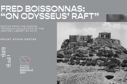 Fred Boissonnas: Με τη σχεδία του Οδυσσέα