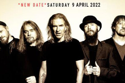 New Model Army 40th Anniversary