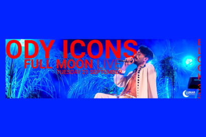 Ody Icons Full Moon Live – Lunar Sessions