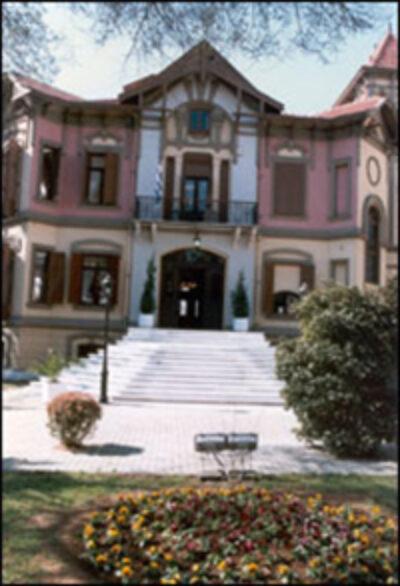 Πολιτιστικό Κέντρο ΜΙΕΤ Βίλα Καπαντζή