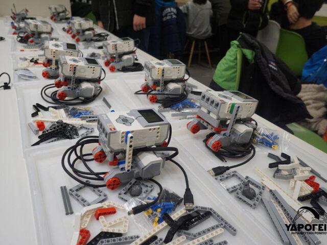 Δωρεάν Μαθήματα Γνωριμίας με τη Ρομποτική από την Υδρόγειο
