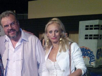 Γιώργος Κιουρτσίδης, Εύα Μαρά