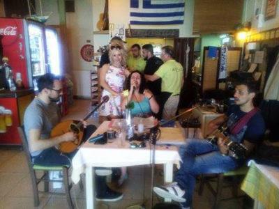 Θώμη Τσολάκη - Εύα Μαρά